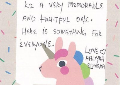 From Aaliyah Elmiera Testimonial